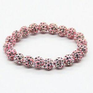 Jewelry - DIVA LUXURY SHAMBALLA BRACELET NEW